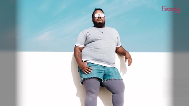 Dexter Mayfield is Bringing Visibility to Plus-Size Male Modeling