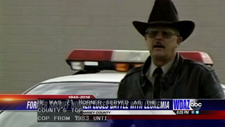 Former longtime Ramsey Country Sheriff passes away at 71