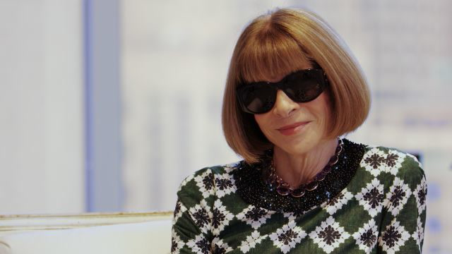 Watch: Vogue's Anna Wintour On the Trends and Takeaways of Spring 2018