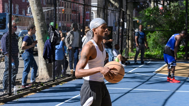 'Basketball at its purest': The legendary Manhattan court that breeds NBA stars | Where Locals Go