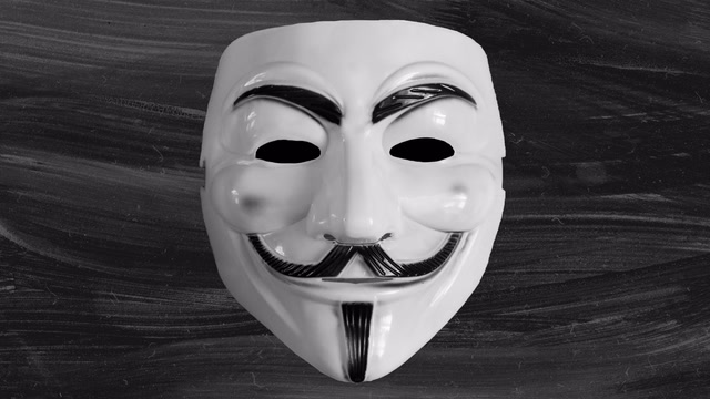 The Guy Fawkes mask, an evolution