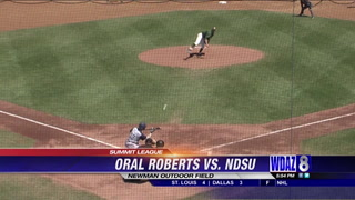 NDSU loses to Oral Roberts 4-3.mp4