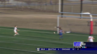 Klesch's three goals lift Shanley over Sheyenne in girls soccer