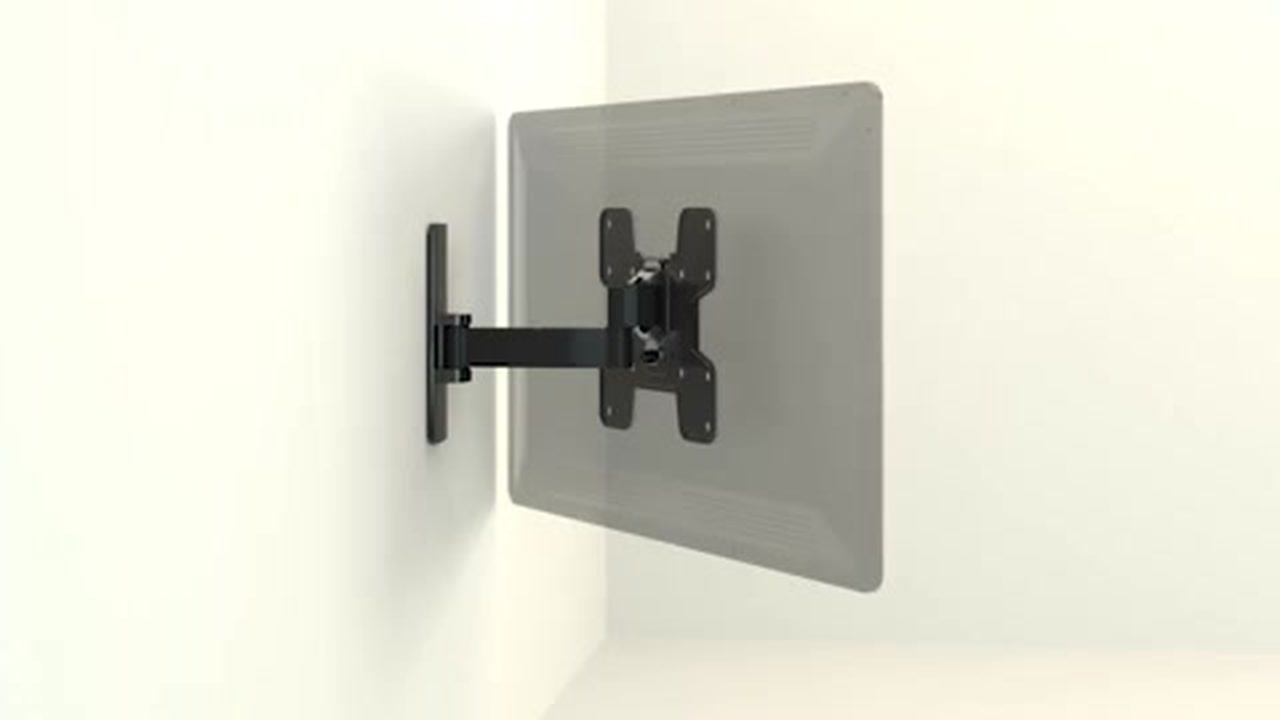 Support Mural Tv Orientable Vogel S Wall2125b Vente De Meuble Et  # Meuble Tv Mural Orientable