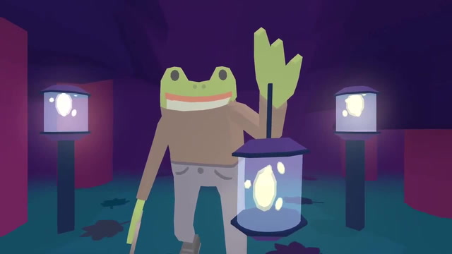 Frog Detective 2: The Case of the Invisible Wizard - Gameplay Trailer
