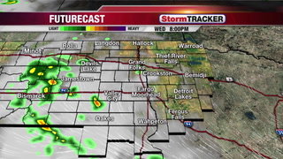 StormTRACKER Weather: Wednesday Morning Forecast