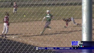 EDC softball: West Fargo and Sheyenne cruise