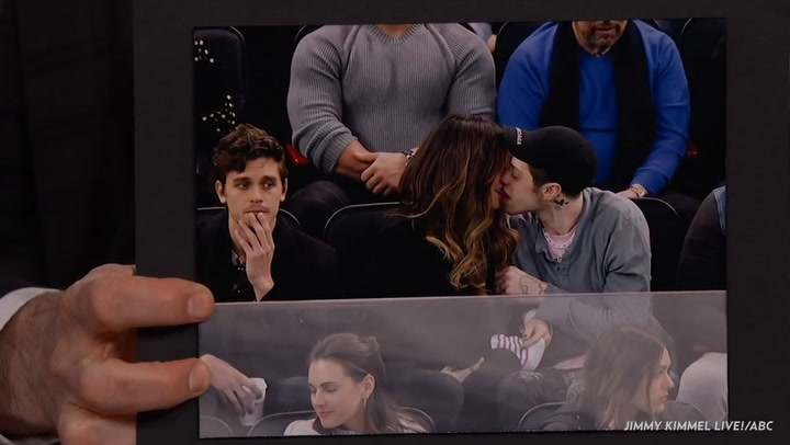 Queer Eye's Antoni Porowski Explains What He Was Thinking in Viral Makeout Meme of Kate Beckinsale and Pete Davidson