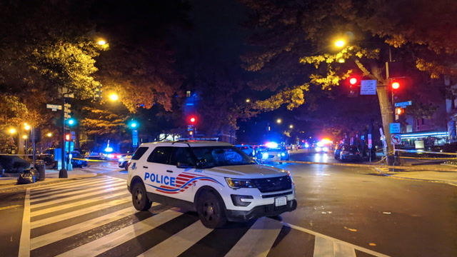 Two teens shot near National Zoo during winter festival