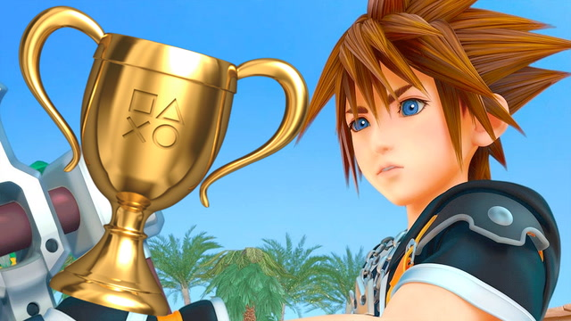 Do You Know These Silly Kingdom Hearts Trophies? - Beyond Highlight