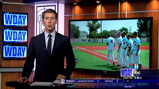 Dubuque downs West Fargo for spot in world series