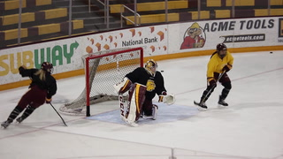 UMD women's hockey: Who's the most vocal on the team?