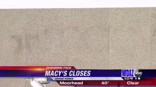 Grand Forks Macy's Closes