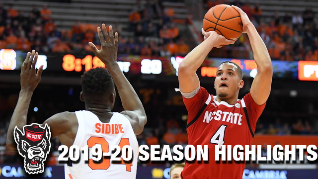 Jericole Hellems 2019-20 Season Highlights | NC State Forward