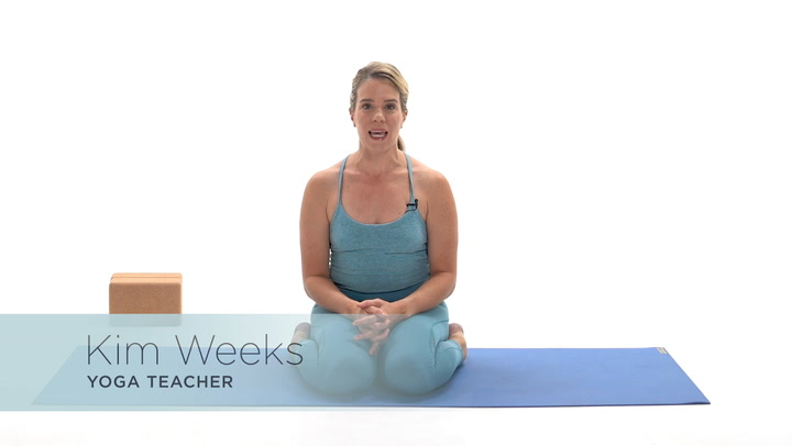 This Yoga Sequence for Fixing Text Neck Will Save Your Posture