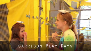 Garrison Play Days
