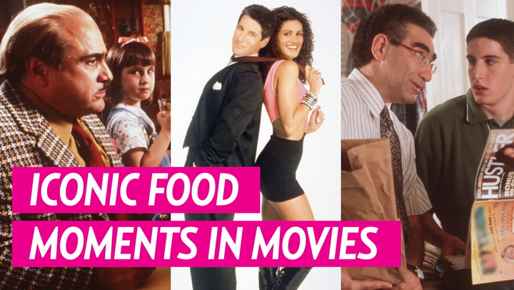 Chocolate Cake in 'Matilda,' Escargot in 'Pretty Woman' and More Iconic Food Moments in Movies
