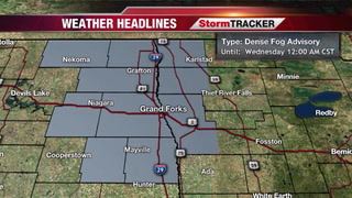 StormTRACKER Forecast: Snow Coming!