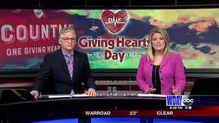 Foundation prepares for annual Giving Hearts Day