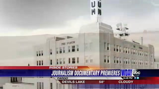 ND history of journalism documentary to air at Fargo Theater