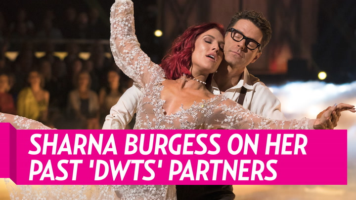Sharna Burgess Doesn't Speak With All Her 'Dancing With the Stars' Partners
