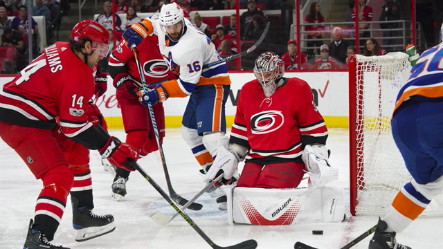 Canes LIVE To GO: Hurricanes top Islanders at home, 4-2