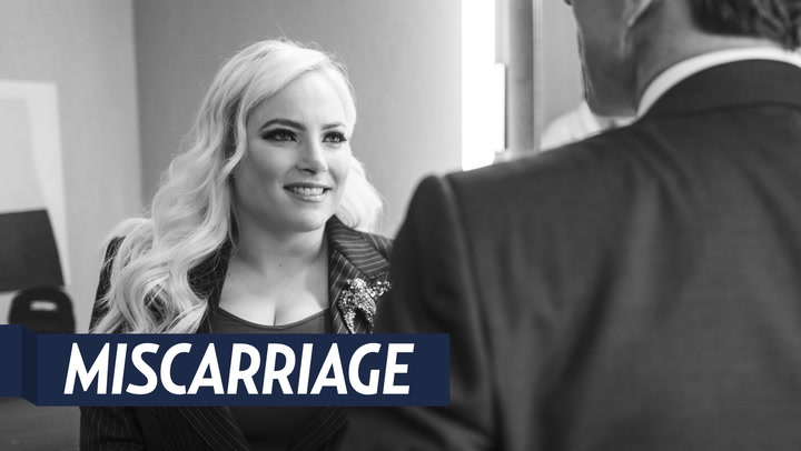 Meghan McCain Reveals She Suffered From a Miscarriage: It Happened a 'Few Weeks Ago'
