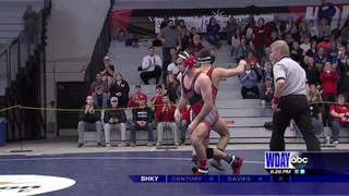 MSUM's Bosch wins region title