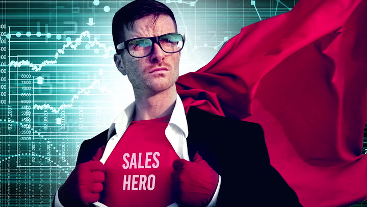 Salespeople Are Heroes | Andy Gole