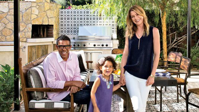 Ellen Pompeo Shows You How to Put a Fresh Twist on a Classic House