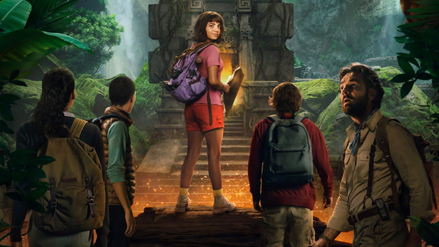 Dora and the Lost City of Gold - Official Trailer #1