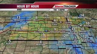 StormTRACKER Weather: A Tad Breezy & Snow Chances