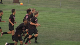 N.D. Boys' Soccer: Red River wins, Central ties south