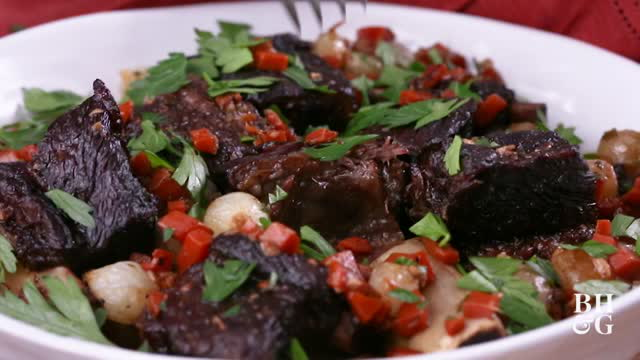 How to Braise Short Ribs