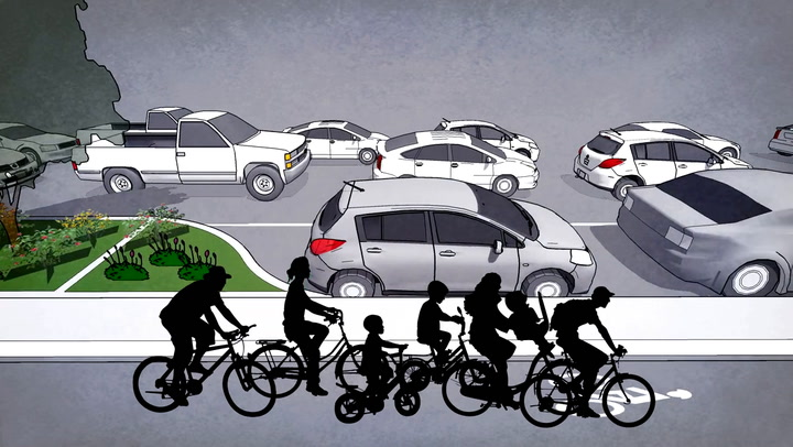 How To Design A Safe Intersection For Cyclists