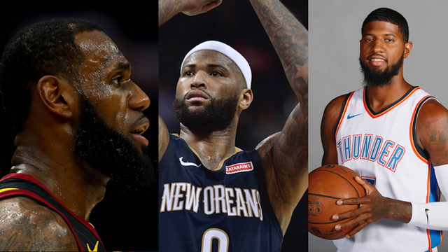 NBA free agency, surprises and upsets
