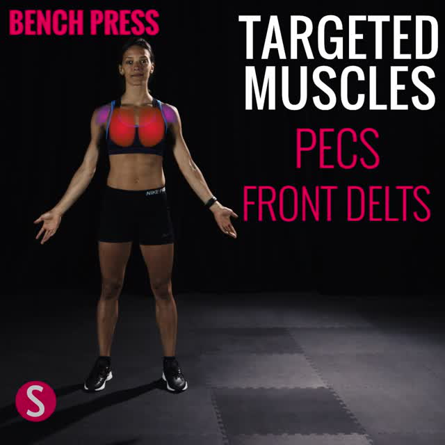 One Move, Many Muscles: Dumbbell Bench Press
