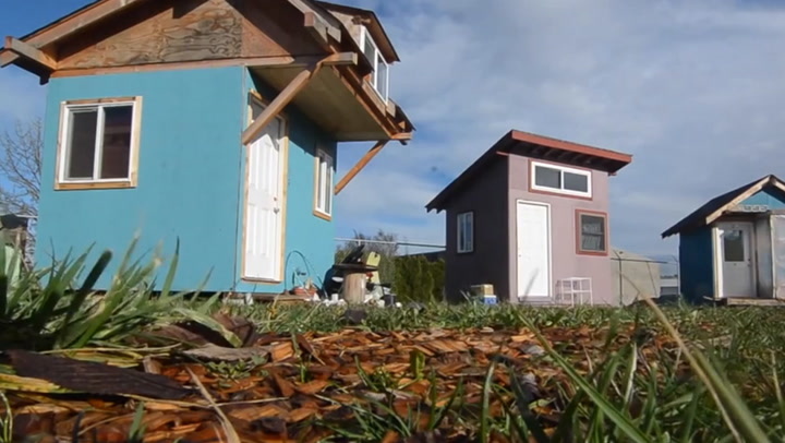 One Man's Quest To Build Affordable Communities With Tiny Houses