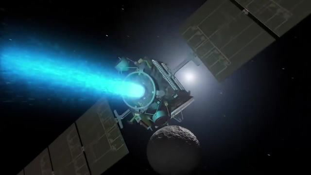 Reuniting With Dawn, the Ion-Powered Spacecraft in the Asteroid Belt