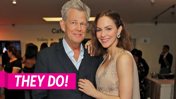 David Foster: My 'Amazing Wife' Katharine McPhee Is 'Not Pregnant' 3 Months After Wedding