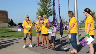 Walk to End Alzheimer's Mullikin Family