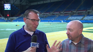 Bison Video Blog: Fall Camp 2017 wrapup