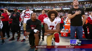 Protests during NFL national anthem have the locals voicing opinions
