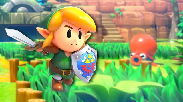 The First 17 Minutes of The Legend of Zelda: Link's Awakening (Switch)