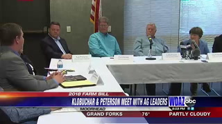 Lawmakers host round table discussion on Farm Bill 2018