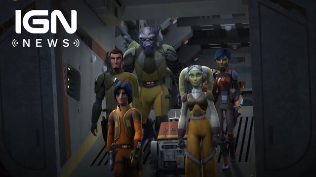 Lucasfilm Announces Air Dates for Final Rebels Episodes - IGN News