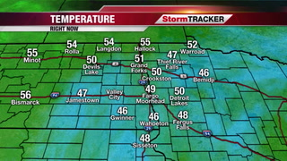 StormTRACKER Weather: Warmer with Sunshine Wednesday