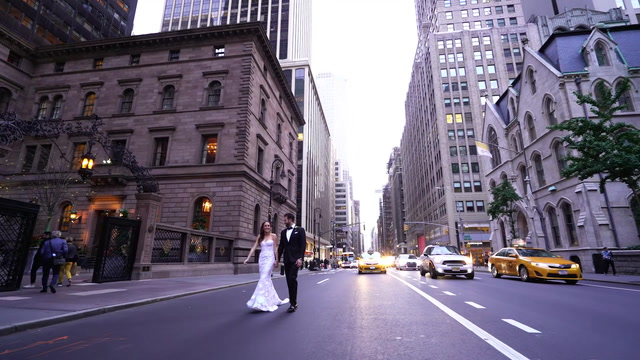 Kate + Ben | New York City, New York | Lotte New York Palace