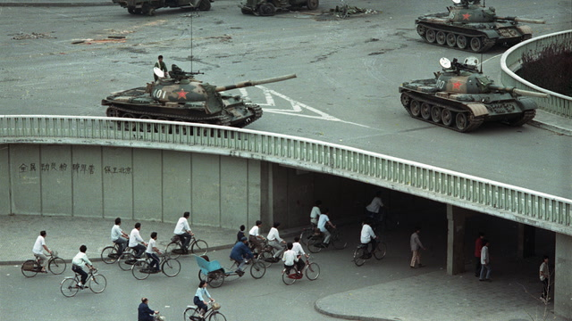 Opinion | 'They don't want you to look into what happened': How one student learned about Tiananmen