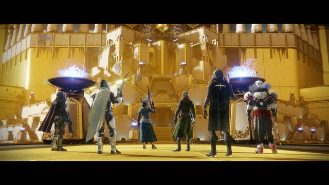 Destiny 2: Leviathan Raid Walkthrough - The Castellum